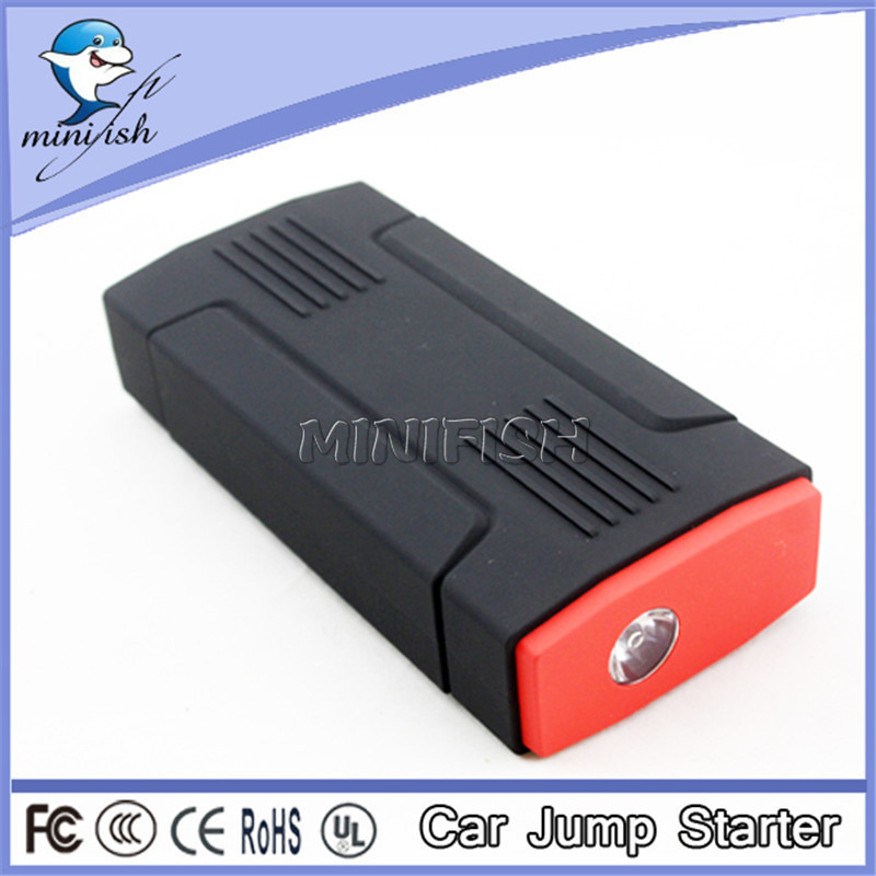 все цены на New! Top design 12v multi-function lithium battery car jump starter Portable Car Jump Starter