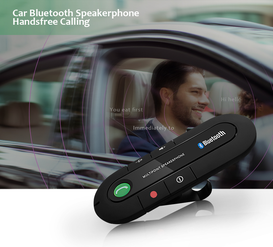 Handsfree speakerphone