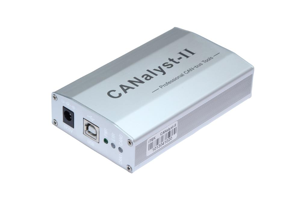 USBCAN CANalyst CANopen SAE J1938 TRT analyzer DeviceNet in USBCAN ...