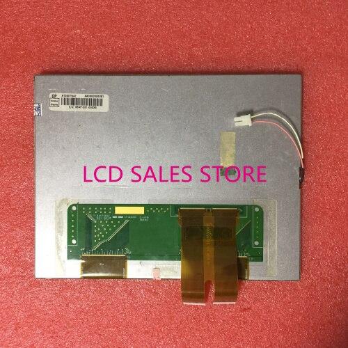 AT080TN42  ORIGINAL  INDUSTRIAL  DISPLAY  LCD SCREEN  800*600 TFT