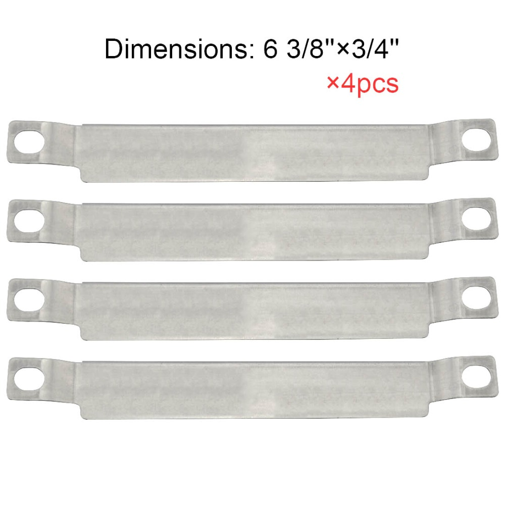 4pcslot carryover crossover tube burners gas grill parts replacement for charbroil and kenmore gas grill models - Char Broil Gas Grill Parts