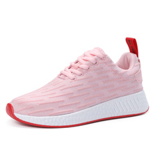 Big Size 35-40 Women Casual Knitting Sock Sneakers Stretch Flat Platform Fashion Ladies Slip On Shoes vulcanized shoes 5JA719