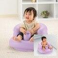 2016 nuevo estilo de dibujos animados inflable del baño del bebé taburetes bebés aprenden silla de bebé del asiento pequeño sofá inflable silla portátil traje
