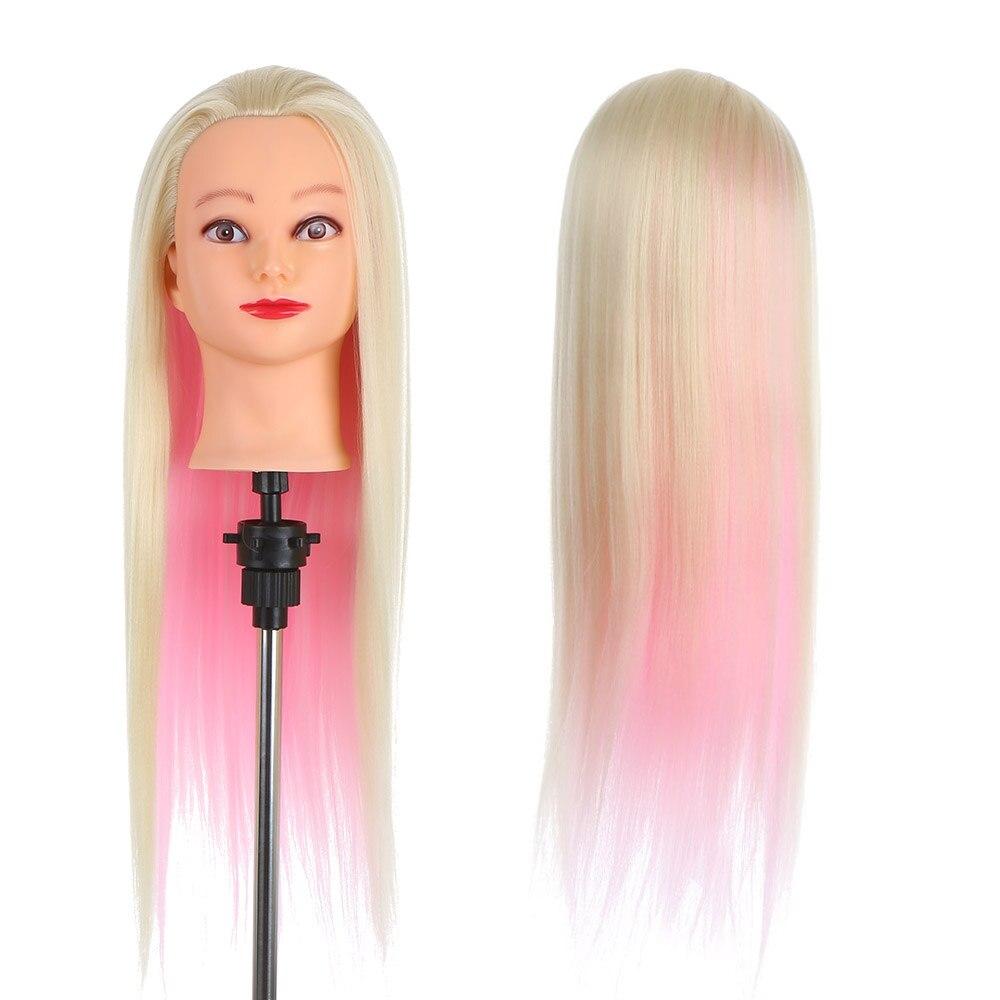1 шт. продажи синтетических парикмахерские Training салон Показать модель поддельные головы женский манекен голова делает на день рождения при...