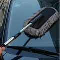 2014 New Fashion Auto supplies wax drag retractable car duster car mop car wash brush cleaning tools Car mops Automotive mop