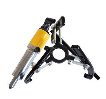 Reasonable price split-unit hydraulic gear puller with high quality best price 1002 100 38 41 hand hydraulic carrier polyurethane wheel with aluminum center