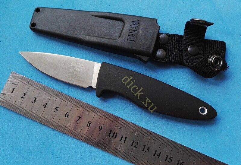 Straight font b Knife b font 9C17 Steel Blade Hunting font b knife b font font