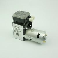 Nuotrilin dc 12v electric micro vacuum Pump piston air pump