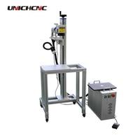 Handheld 20w 30w fiber laser marking machine 110x110mm