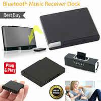 30 Pin Bluetooth 2,1 A2DP receptor de música Audio Stero adaptador para Bose Sounddock
