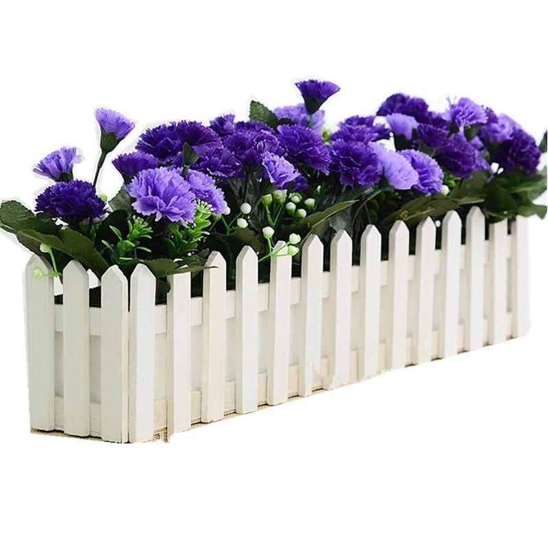 achetez en gros blanc oeillet fleurs en ligne à des grossistes