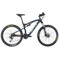 27 5er Carbon Suspension Bicycle 650b Mountain Bike Carbon Shima Complete Suspension Bike 16 18 20inch