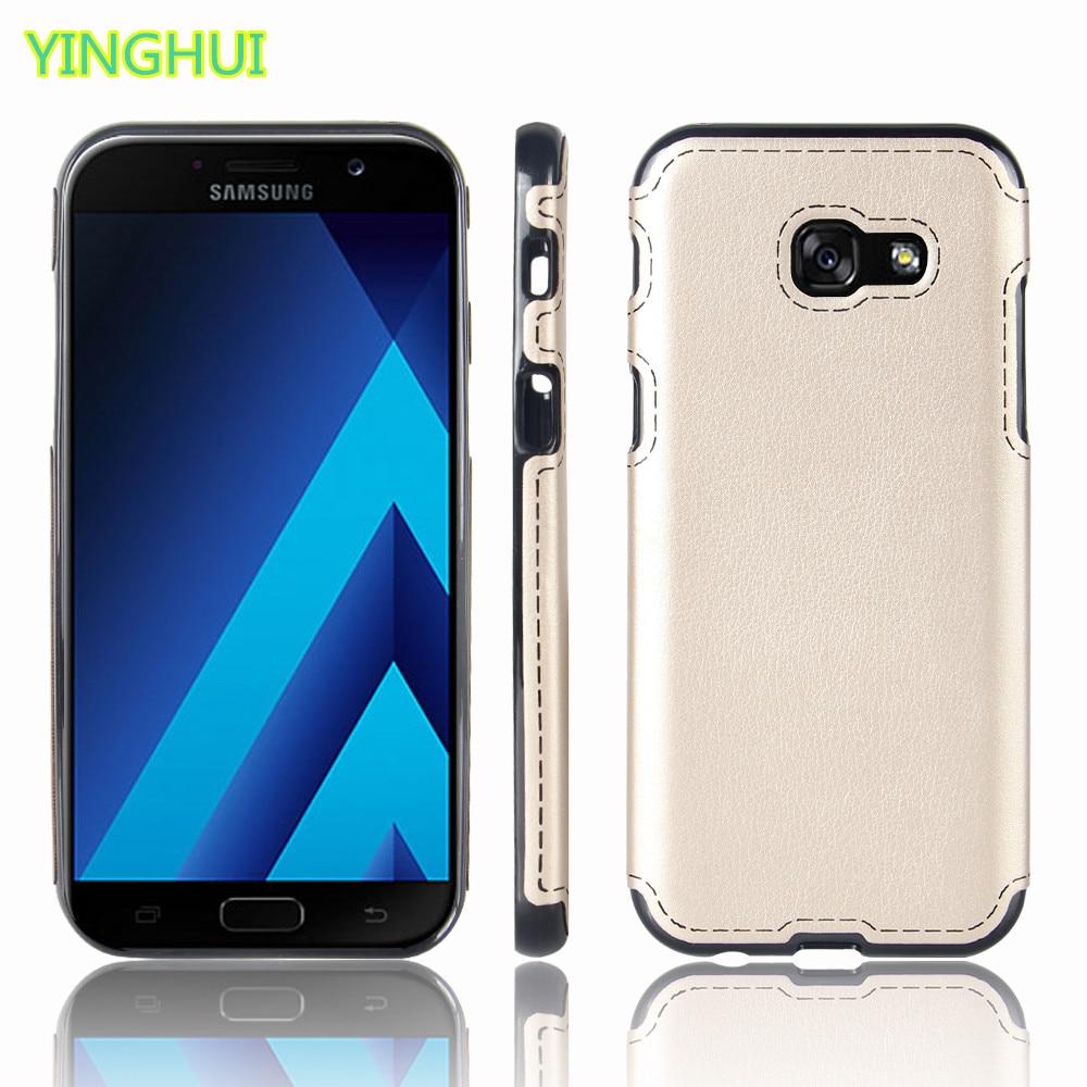 Nueva carcasa suave de TPU para la cubierta Samsung Galaxy A3 2017 - Accesorios y repuestos para celulares