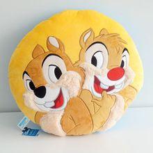 Оригинальные милые фильм чип и Дейл Бурундук подушки плюшевые игрушки куклы на день рождения Детский подарок лимитированная коллекция