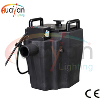 1 Pcs/lot 3500w dry ice fog machine high power dry ice machine low fog machine wedding/Party/Club