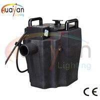 1 Pcs/lot 3500w dry ice fog machine high power dry ice machine low fog machine wedding/Party/Club