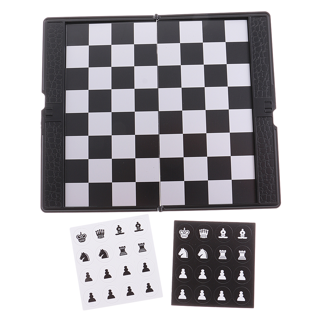 32 Table Board Game Chess Pieces for Draughts/&Checkers Game Playing Chessman