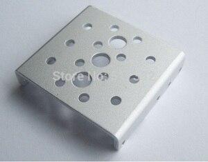 Image 1 - Kostenloser versand 10x Seite Halterung für RDS3115 roboter servo Silber sandstrahlen oxidation metall U klammern