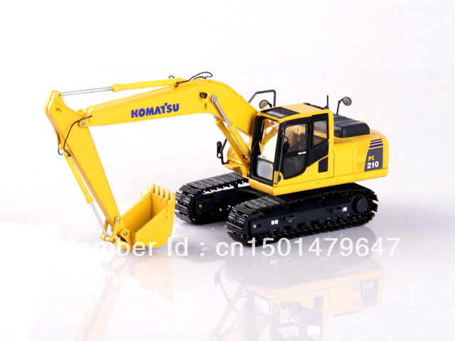 1/50 UH8003 Komatsu PC210 Excavator Construction vehicles toy куплю запчастей б у к komatsu