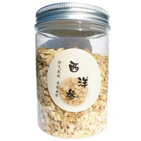 American Ginseng Root China Changbai Mountain Root Slices