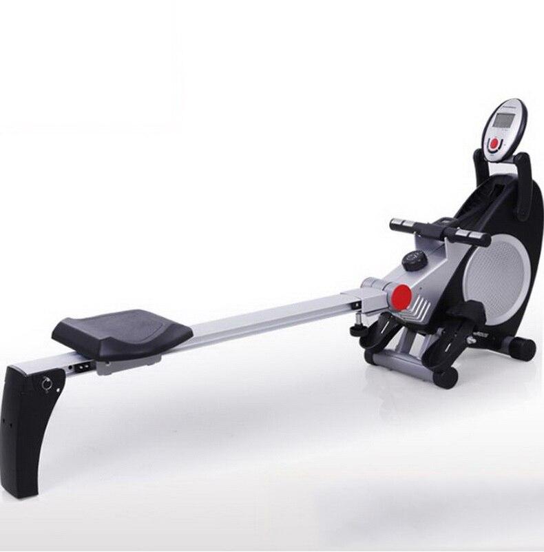 где купить  Folding rowing machine magneticcontrol household equipment fitness equipment/drawing slimming abdomen fitness equipment /271004  по лучшей цене