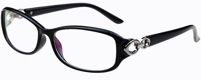 stylish glass frames eymn  Women Eyeglasses Frames Oval Pierced Glasses Stylish Flower Moderen  Spectacles Metal Decoration Full Frame Reading Glasses