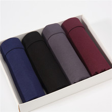 New 4Pcslot mens underwear boxers Bamboo fiber Male panties comfortable mens underwear trunk brand shorts