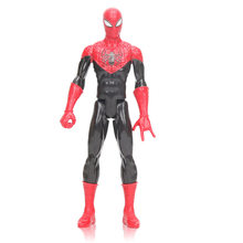 Endgame 30 CM O Vingador Brinquedos Preto Spiderman PVC Action Figure Super Hero Spider-Man Figura Collectible Modelo Boneca brinquedo(China)