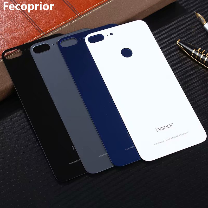 Original Housing For Huawei Honor 9 Lite Glass Battery Back Cover Mobile Phone Replacement Parts Case