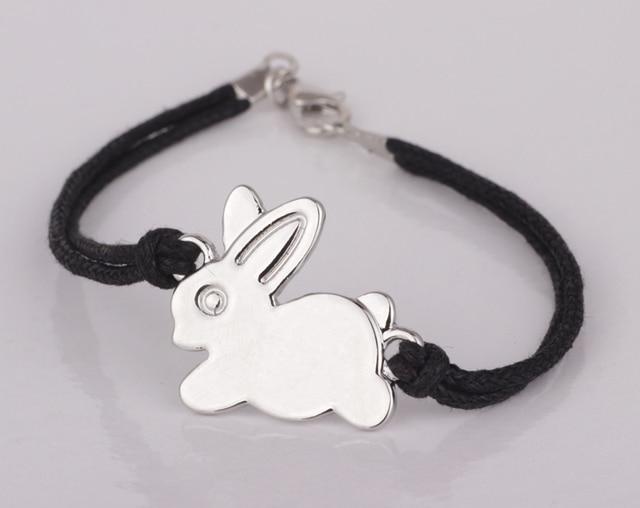 Cute Rabbit Bracelet 2018 Aliexpress Best Ing Handmade Rope Bracelets Bangles Jewelry For Men And Women