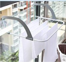 The small clothesline can be folded in multiple sizes