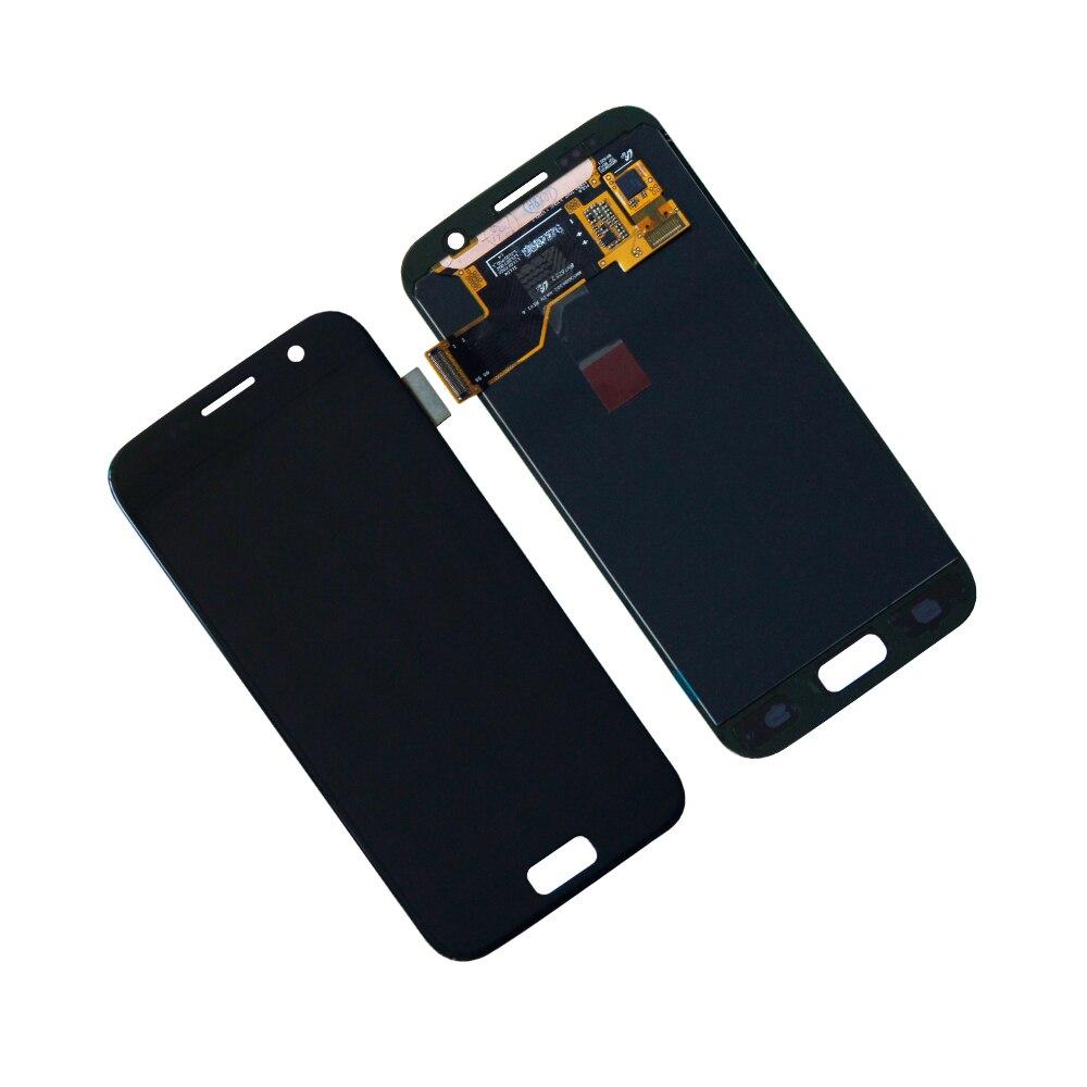 Affichage à cristaux liquides pour Samsung Galaxy S7 SM-G930 G930F G930 LCD affichage écran tactile numériseur panneau assemblage pièces de réparation