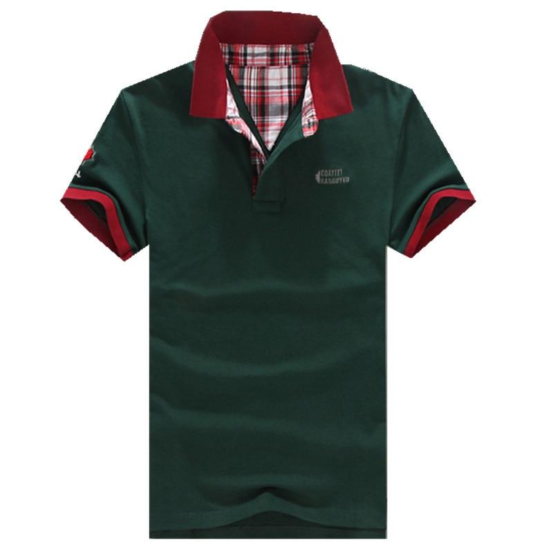 2017 Verë bluzat e modës me 5 ngjyra të reja, ngushëllojnë - Veshje për meshkuj - Foto 6