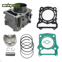 BIKINGBOY Full Set New Cylinder Repair For 500cc ATV UTV 84.5mm HISUN MASSIMO BENNCHE COLEMAN SuperMach INCLUDING