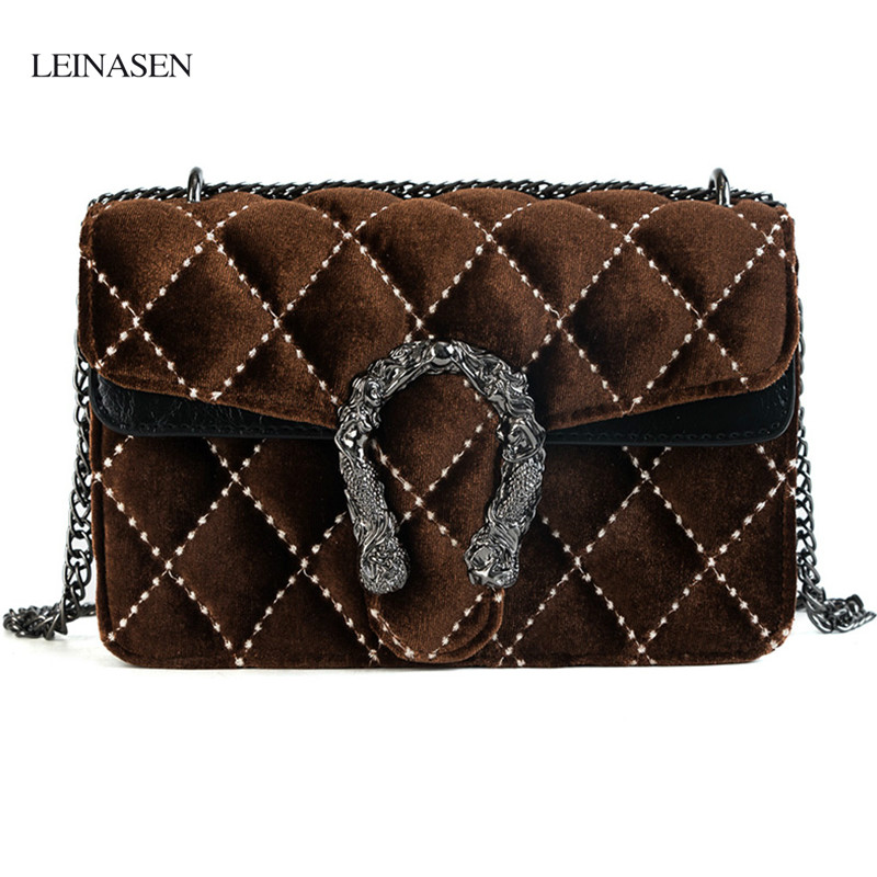 Fashion Chain Casual Shoulder Bag Messenger Bag Luxury Handbag Famous Brand Women Designer Crossbody Bags for Women louis gg bag цена