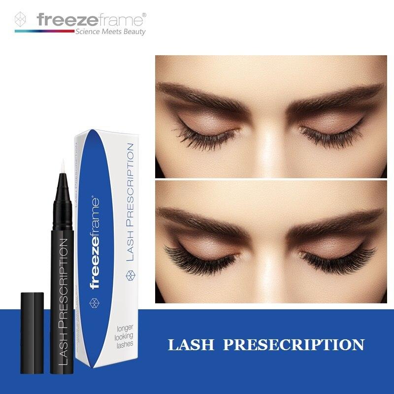 Freezeframe Potent Lash Prescription Increase Length Thick Real Long Lashes Fullness Lash Appearance Eyelash Growth Treatment