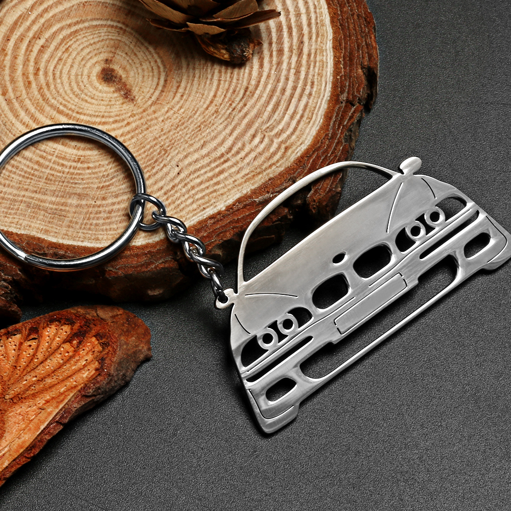 Dodge Viper Blade Style Metal Key Chain