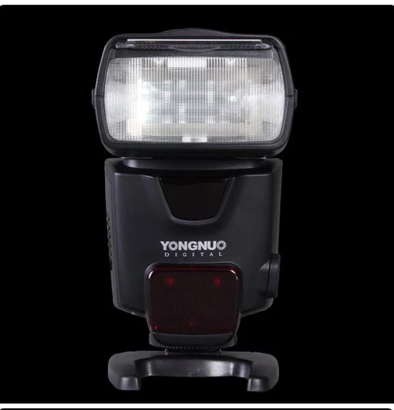 Prix pour YONGNUO YN-500EX YN500EX E-TTL GN53 1/8000 s HSS Caméra Flash Light Speedlite pour Canon 6D 7D 5D2 5D3 60D 650D 600D 550D 700D