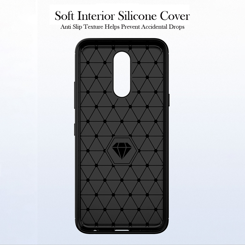 Carbon Fiber Case For LG 1