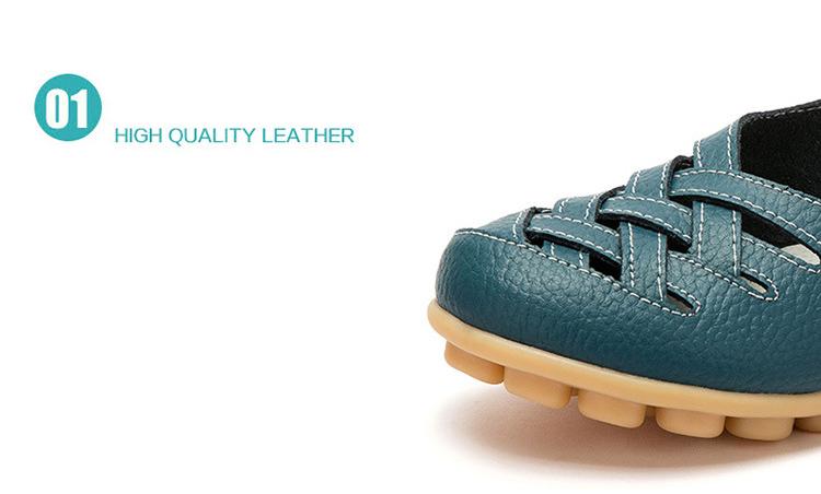 AH 1199 (9) Women's Summer Loafers