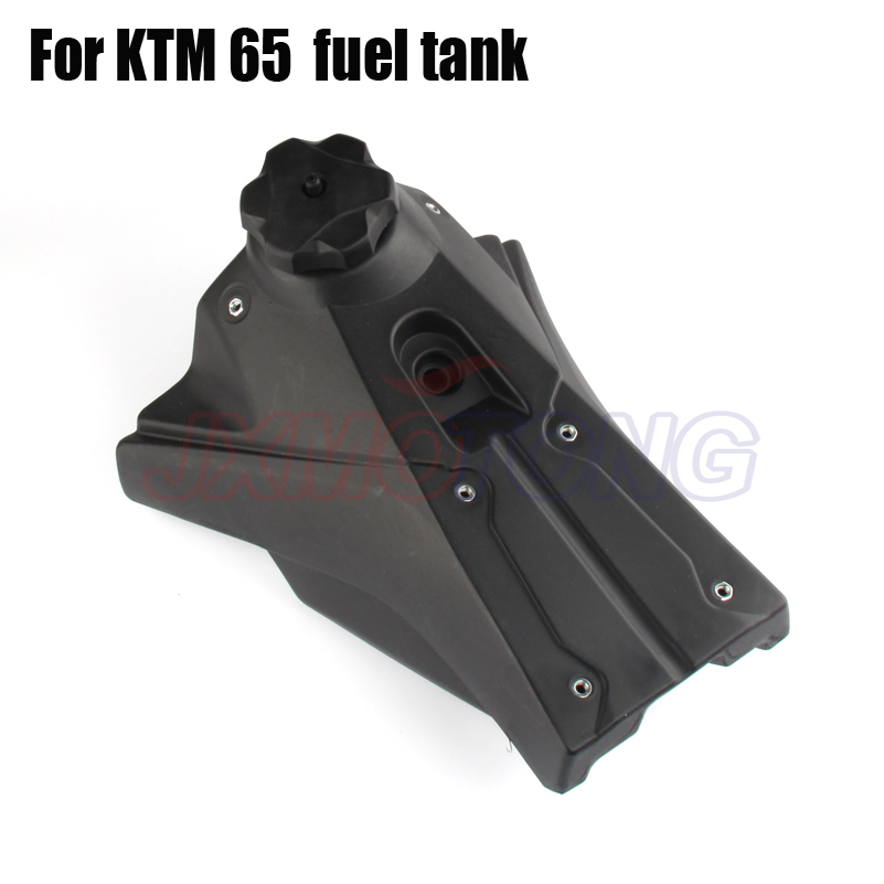 Motorcycle New Gas Petrol Fuel Tank For KTM 65 fuel tank Pit Dirt Bike Off Road pe fuel tank
