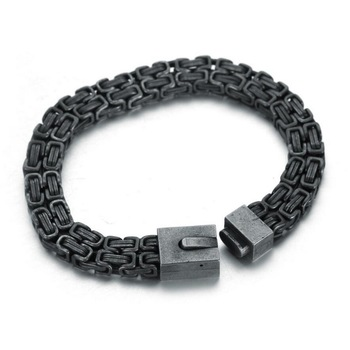 Outdoor titanium steel EDC tactical bracelet tool. Self-defense chain. Bicycle Motorcycle Bracelet Titanium Steel Bracelet цена 2017