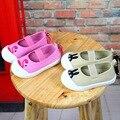 Конфеты Цвет Летние Дышащие Дети Shoes Одного Ткань Дети Спортивные Shoes Случайные Мальчики Canves Shoes Девушки Кроссовки