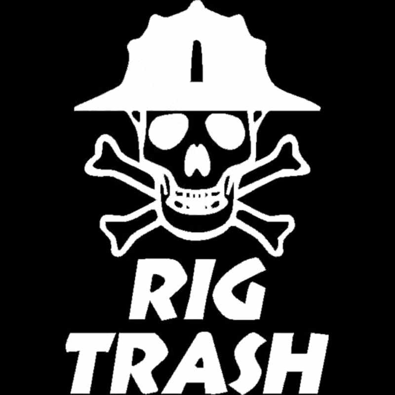 ... Decal Rig Trash Skull Rig Hand Roughneck Oil. RELATED PRODUCTS. 10.2CM 10.2CM  Oil Life Hard Hat Oilfield Hand Roughneck Pipeliner Vinyl Decal Decorate 3c4336f0ab63