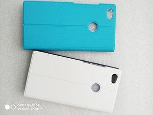 "Image 3 - Xiaomi redmi note 5A プライムケースカバー note5A プロフリップカバー PU バックケースオリジナル 5.5 ""グローバル redmi note 5A 5 スタンドケース"