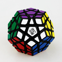 Yongjun Yuhu Brain Teaser Speed Square Puzzle Cube Stress Reliever Strange Shape Geometry Magic Cube Toys