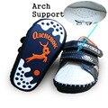 Новый дизайн 1 пара Детей Кроссовки, Мода Арка поддержки спортивной обуви + внутренние 11.5-13.5 см, Супер качество Детский Девушка/Мальчик Обувь