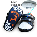 Nuevo diseño 1 pair Niños Sneakers, soporte para el Arco de La Manera zapatos de deporte + interior 11.5-13.5 cm, Super calidad de Los Niños/Del Muchacho Zapatos