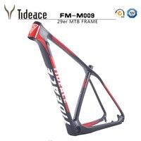 UD или черный 29er карбоновая рама Китайский mtb карбоновая рама 29er 27.5 Carbon горный велосипед рама 650B диск из углеродного волокна рамы 29