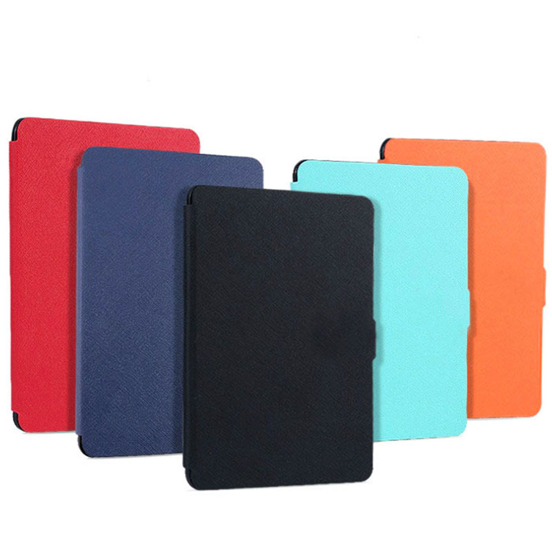 For Amazon Kindle Paperwhite Case 123 Smart Cover, VTRONHYE Auto Sleep Wake Up EReader Case For Kindle Paperwhite Capa